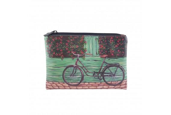 Bike Portfolio and Bag Organizer