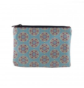 Mandala Printed Portfolio and Bag Organizer