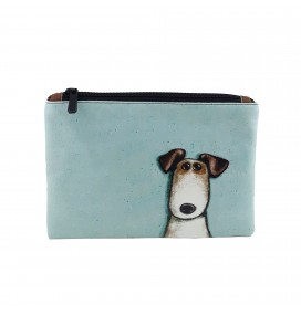 Dog Printed Portfolio and Bag Organizer