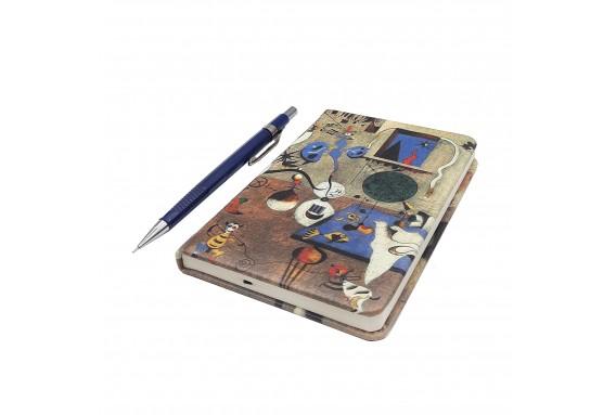 Joan Miro Printed Pocked Notebook