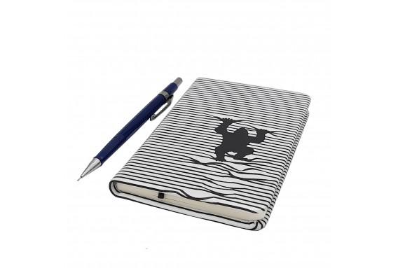 Gorilla Printed Pocked Notebook