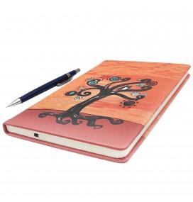 Tree Printed Big Notebook