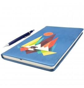 Printed Custom Design Big Notebook