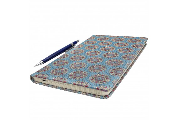 Mandala Printed Big Notebook