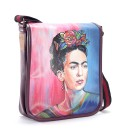 Perabags Frida Kahlo Printed Shoulder Bag