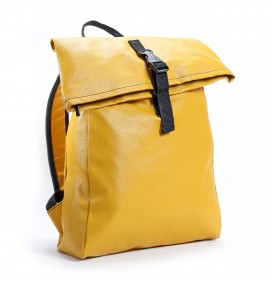 Pera Backpack Basic Yellow