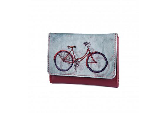 Bike Claret Red