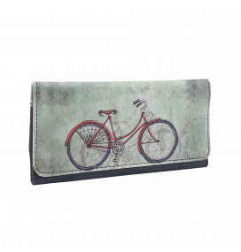 Bike Printed Tobacco Pouch