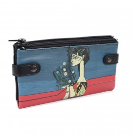 Picasso Printed Custom Design Wallet