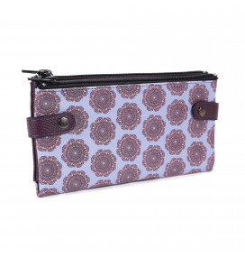 Mandala Printed Custom Design Wallet