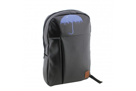 Umbrella Printed 15.6 inc Laptop Backback