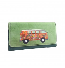 Hippie Van Printed Tobacco Pounch