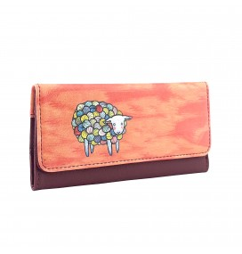 Sheep Printed Tobacco Pounch