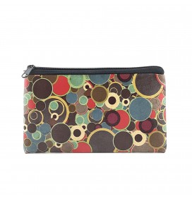 Pua Printed Big Coins Bag