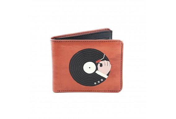 LP Printed Man Wallet
