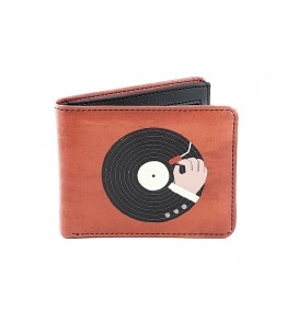 LP Printed Man Wallet